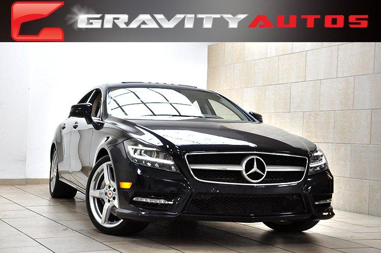 2014 mercedes benz cls class cls 550 stock 112152 for for Mercedes benz roswell road
