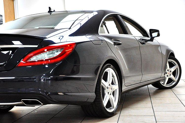 2014 mercedes benz cls class cls 550 stock 112152 for for Mercedes benz sandy springs