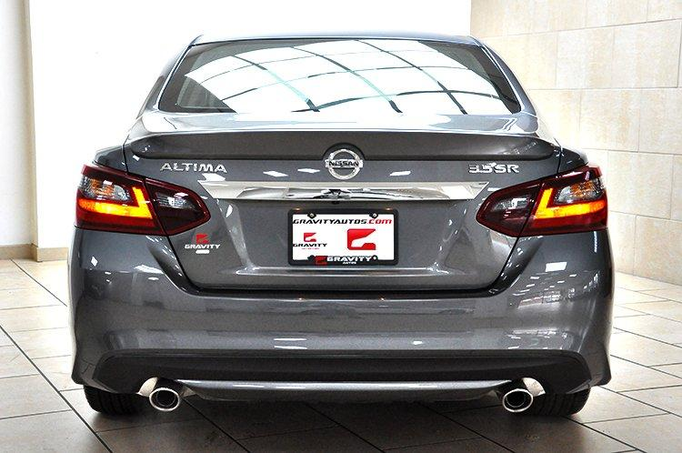 Used Nissan Altima For Sale >> 2017 Nissan Altima 3.5 SR Stock # 128425 for sale near ...