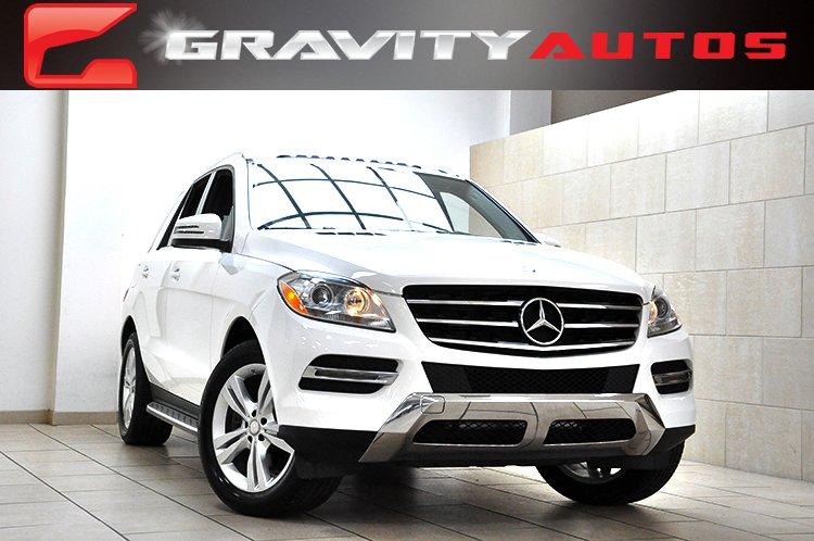 2015 mercedes benz m class ml 350 stock 501784 for sale for Mercedes benz sandy springs ga