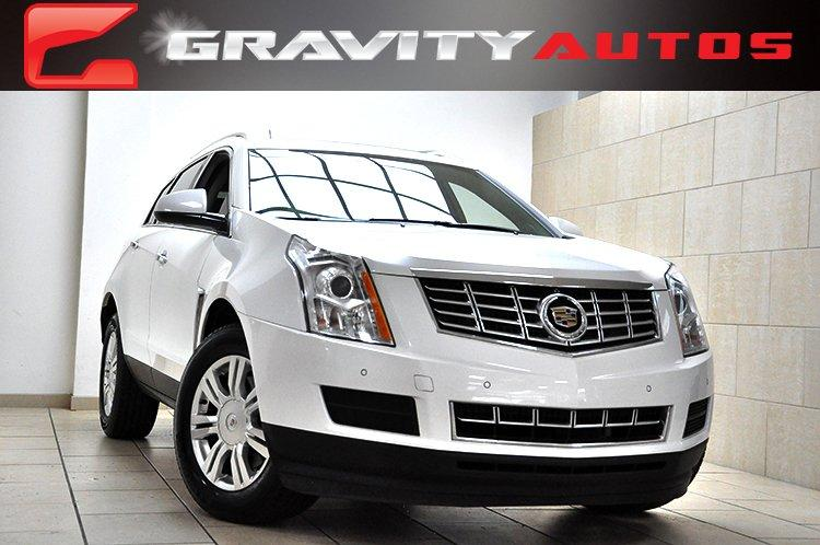 2014 Cadillac SRX Luxury Collection Stock # 523900 for ...