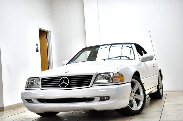 2001 mercedes benz sl class stock 198601 for sale near for Mercedes benz sandy springs