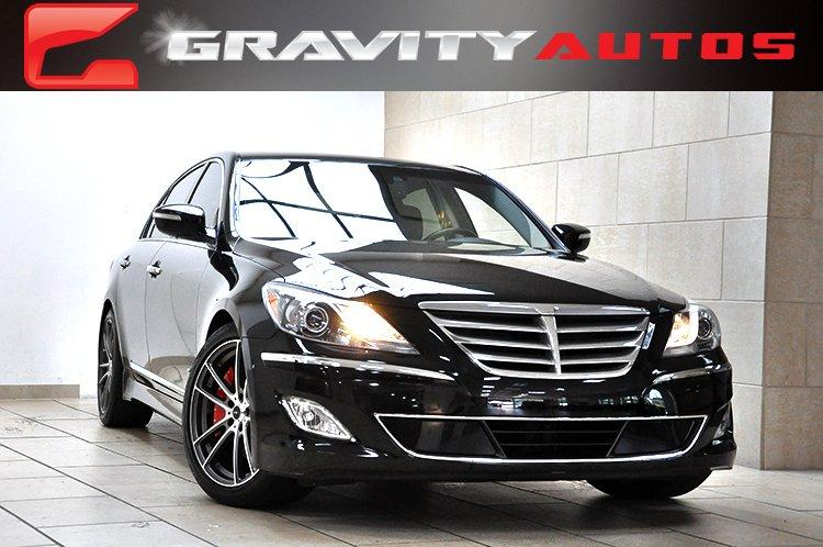 2013 hyundai genesis 5 0l r spec stock 251370 for sale near sandy springs ga ga hyundai dealer. Black Bedroom Furniture Sets. Home Design Ideas