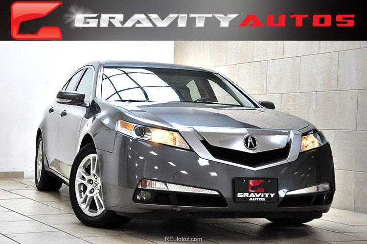 2009 acura tl stock 016435 for sale near sandy springs ga ga