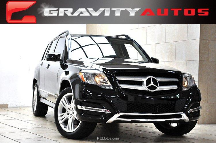 2014 mercedes benz glk class glk 350 stock 268565 for for Mercedes benz roswell road
