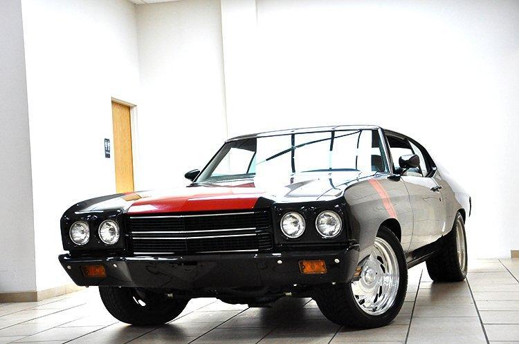 1970 Chevrolet Chevelle SS Stock # 147781 for sale near