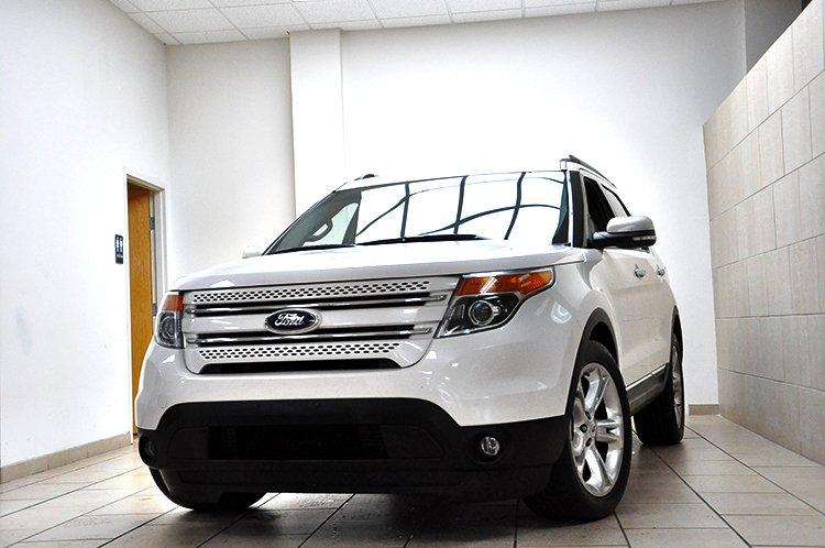 Used 2013 Ford Explorer Limited | Sandy Springs GA & 2013 Ford Explorer Limited Stock # C89828 for sale near Sandy ... markmcfarlin.com