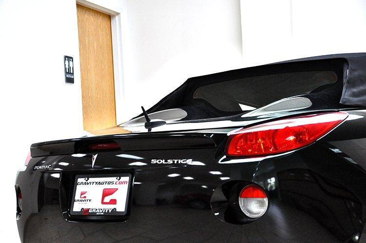 2009 Pontiac Solstice Stock 107223 For Sale Near Sandy