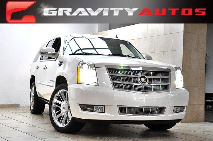2013 Cadillac Escalade Platinum Edition Stock 120523 For Sale Near