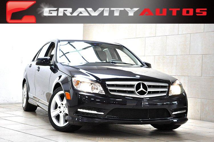 2011 mercedes benz c class c 300 sport stock 473038 for for Mercedes benz roswell road