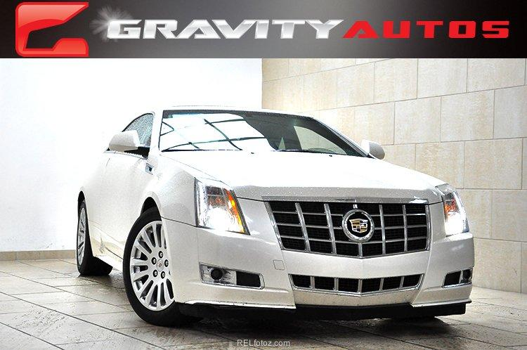 2014 cadillac cts coupe performance stock 114016 for sale near sandy springs ga ga cadillac. Black Bedroom Furniture Sets. Home Design Ideas