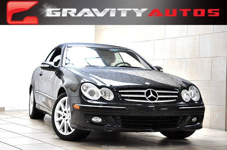 2007 mercedes benz clk class 3 5l stock 082307 for sale for Mercedes benz roswell road