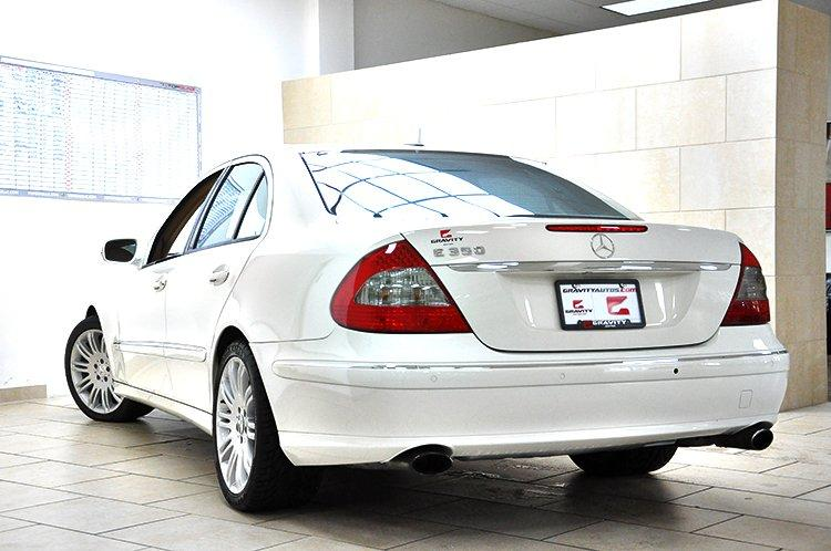 2007 mercedes benz e class 3 5l stock 117567 for sale for Mercedes benz sandy springs ga