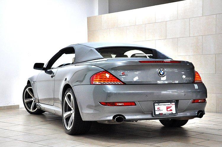 2008 BMW 6 Series 650i Stock # X62088 for sale near Sandy Springs ...