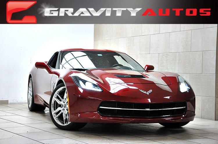 Used 2014 Chevrolet Corvette Stingray Z51 3LT   Sandy Springs, GA