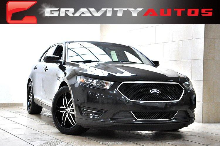2013 ford taurus sho stock 125556 for sale near sandy springs ga ga ford dealer. Black Bedroom Furniture Sets. Home Design Ideas