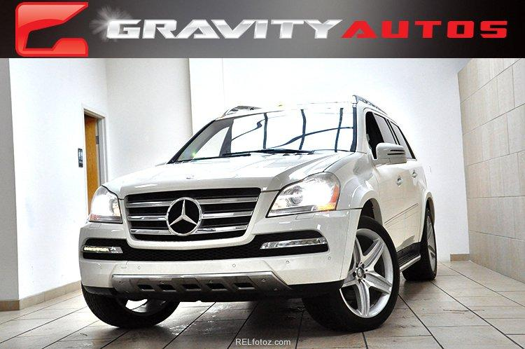 2012 mercedes benz gl class gl 550 stock 786308 for sale for Mercedes benz sandy springs ga