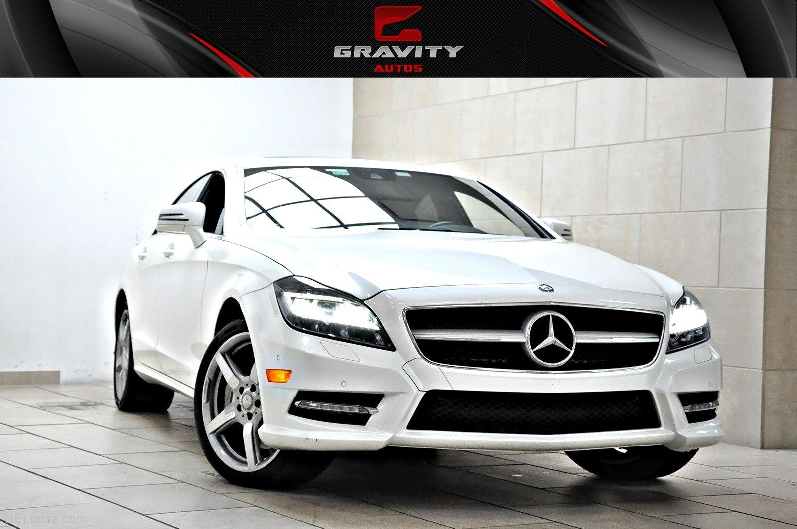 2014 mercedes benz cls class cls 550 stock 123690 for for Mercedes benz sandy springs ga