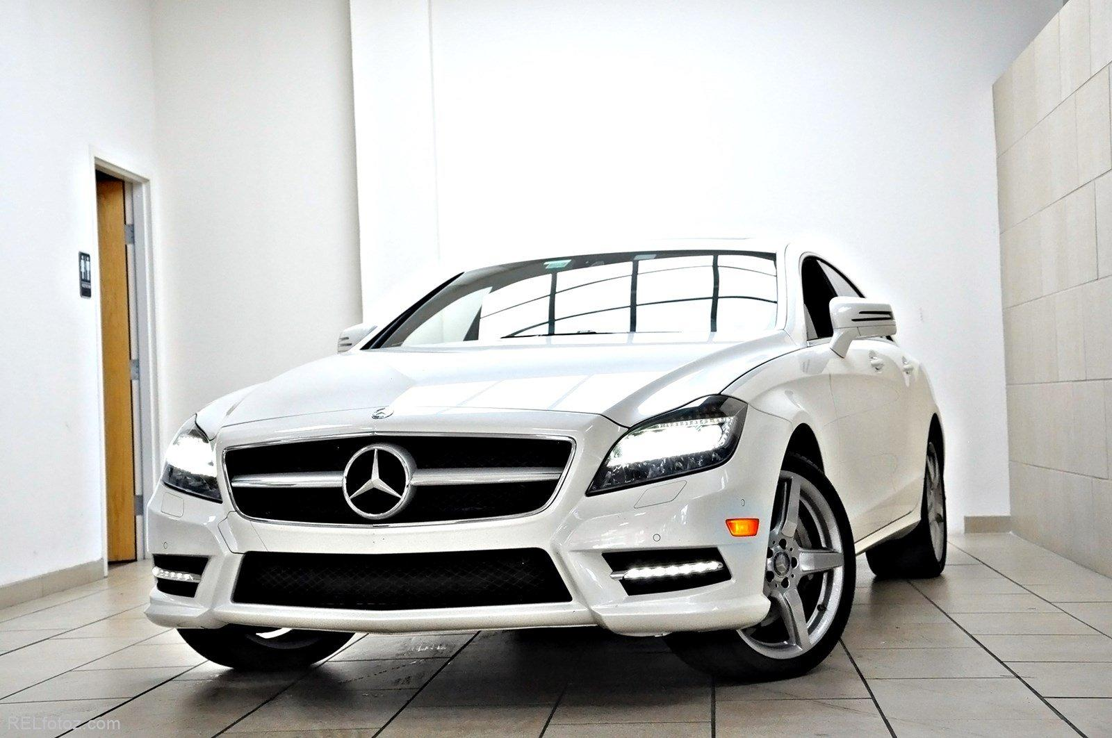 2014 mercedes benz cls class cls 550 stock 123690 for for Mercedes benz sandy springs