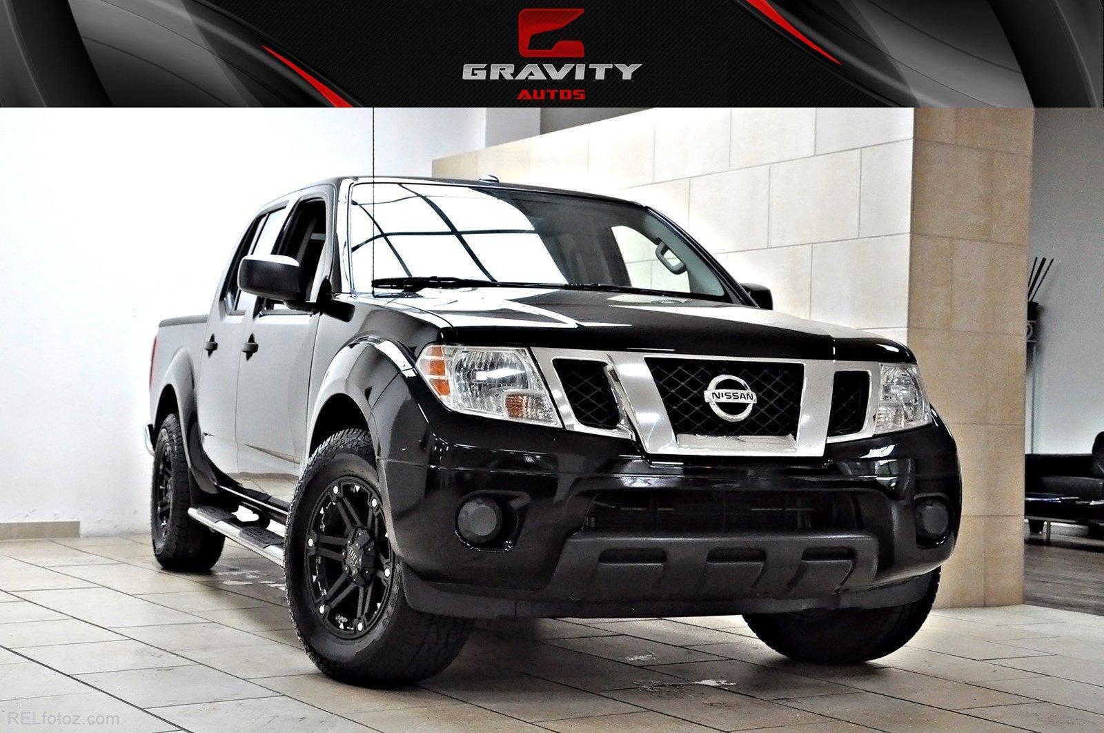 2014 Nissan Frontier Sv Stock 721621 For Sale Near Sandy