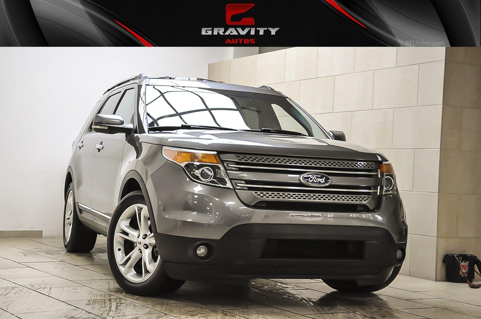 2012 Ford Explorer Limited Stock A00944 For Sale Near Sandy Sport Used Springs Ga