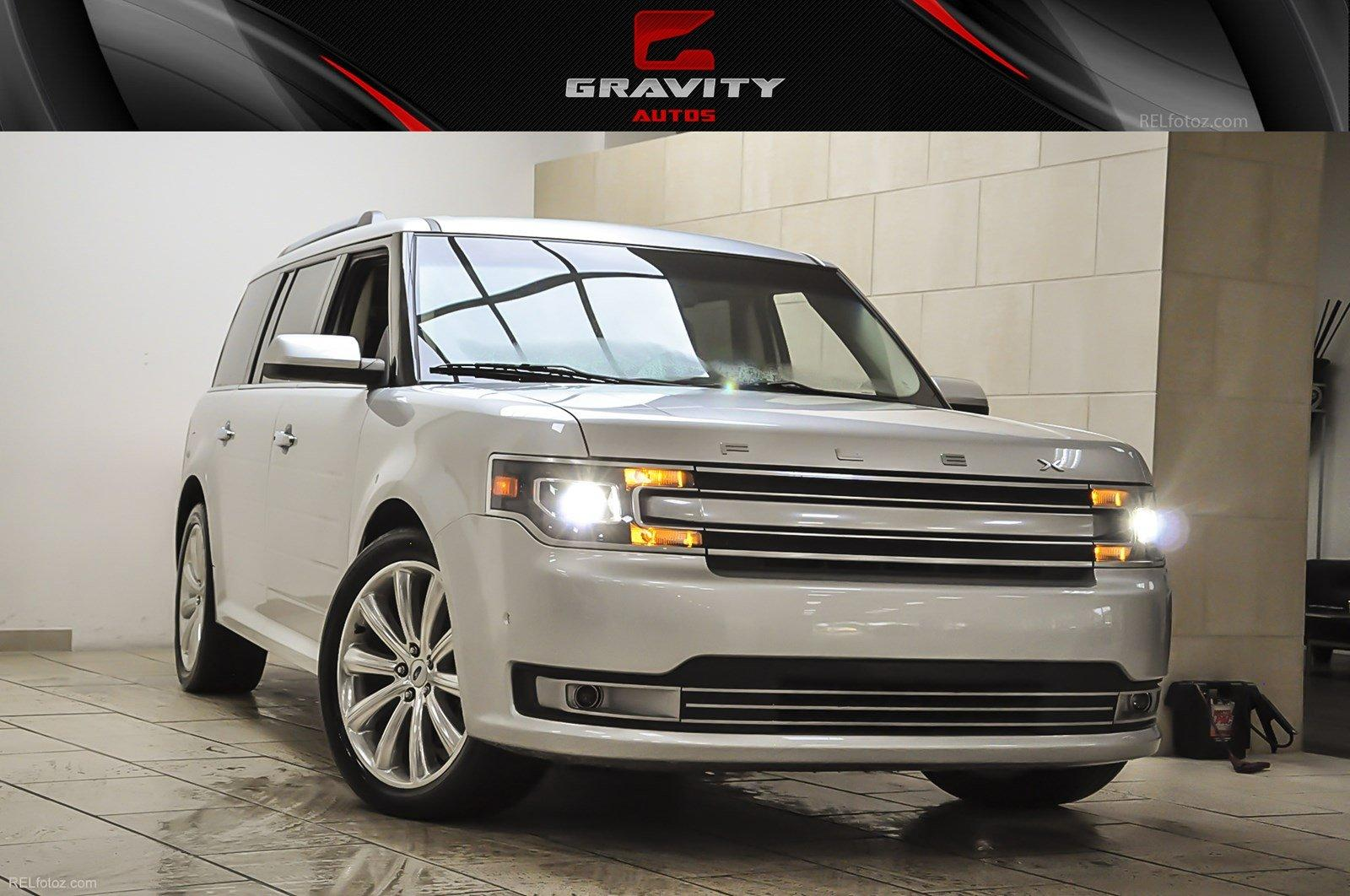 2013 ford flex limited w ecoboost stock d06987 for sale near sandy springs ga ga ford dealer. Black Bedroom Furniture Sets. Home Design Ideas