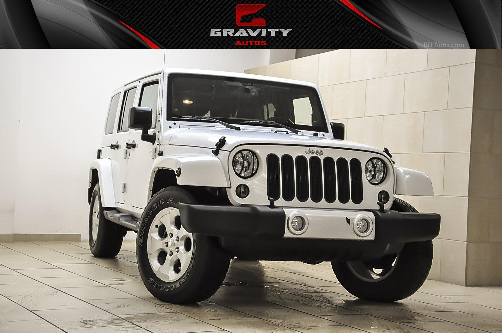 2014 jeep wrangler unlimited sahara stock 272455 for sale near sandy springs ga ga jeep dealer. Black Bedroom Furniture Sets. Home Design Ideas