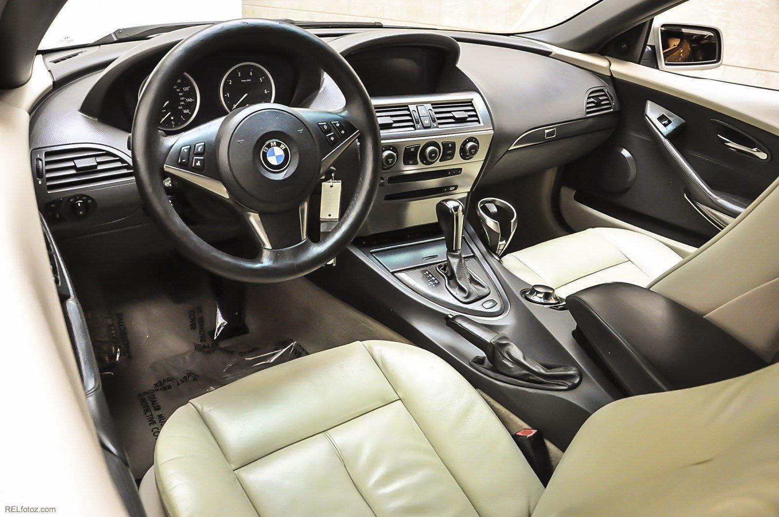 BMW 2004 bmw 645ci : 2004 BMW 6 Series 645Ci Stock # 320238 for sale near Sandy Springs ...