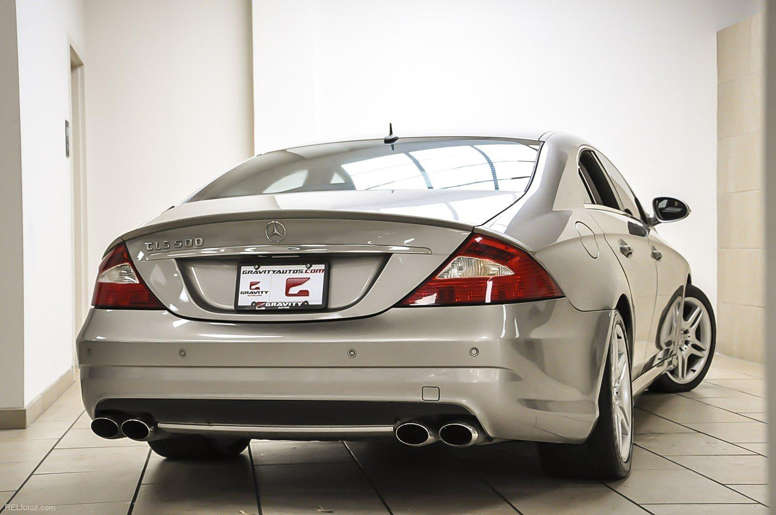 2006 mercedes benz cls class stock 014261 for sale near for Mercedes benz sandy springs ga