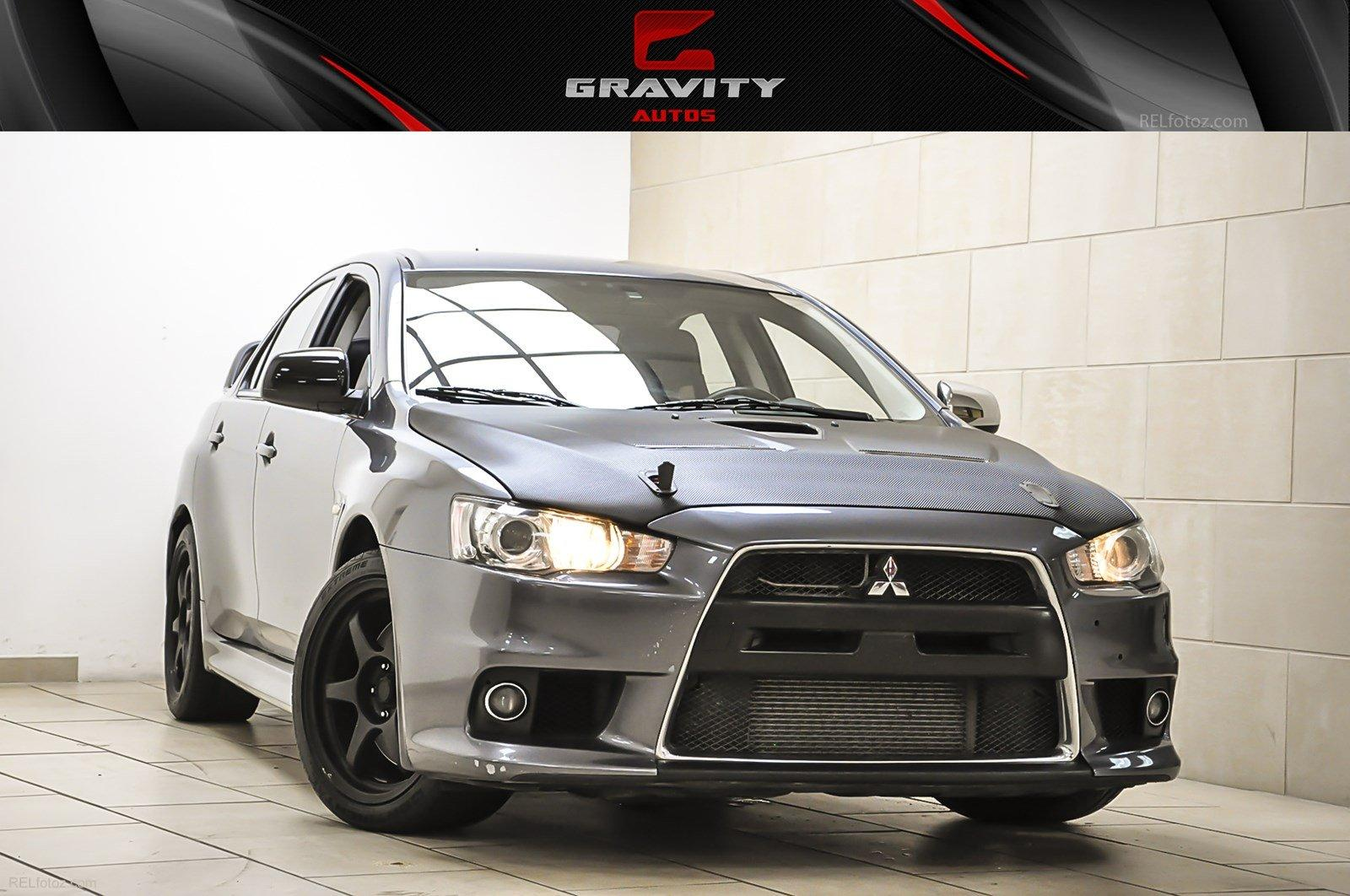 2010 mitsubishi lancer evolution mr stock 025236 for sale near sandy springs ga ga. Black Bedroom Furniture Sets. Home Design Ideas