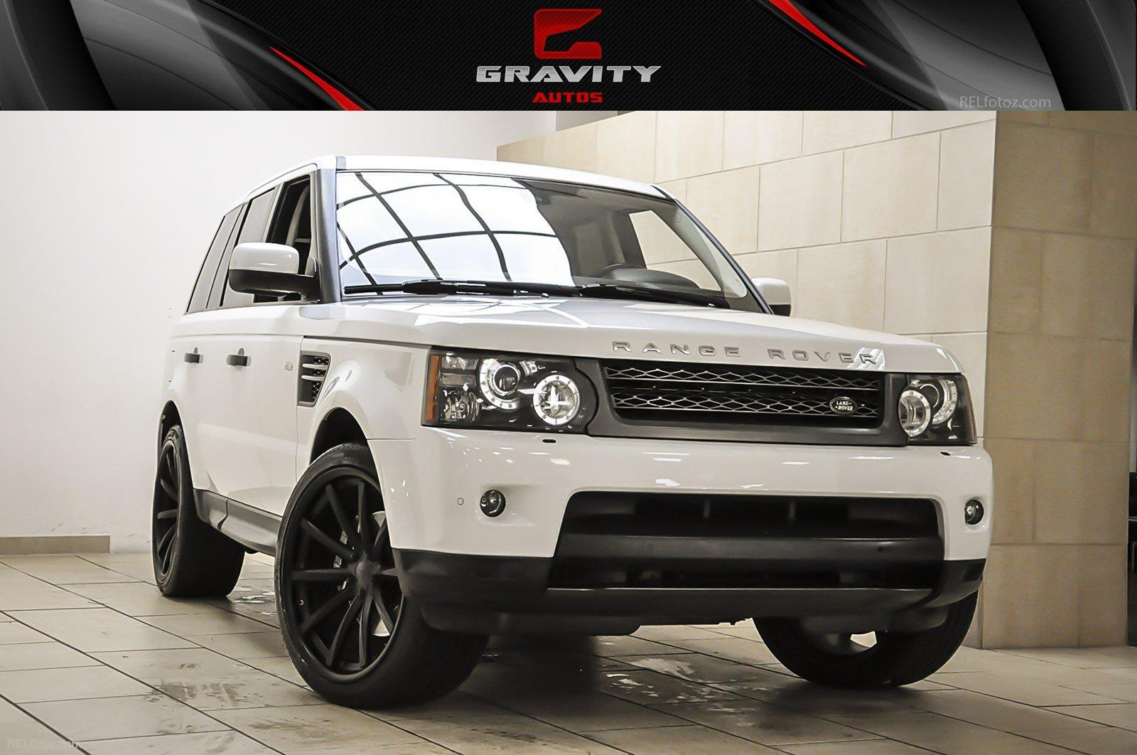 2011 land rover range rover sport hse lux stock 265278 for sale near sandy springs ga ga. Black Bedroom Furniture Sets. Home Design Ideas