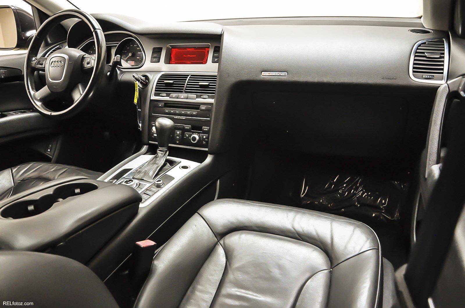 2008 Audi Q7 3 6l Stock 036347 For Sale Near Sandy Springs Ga
