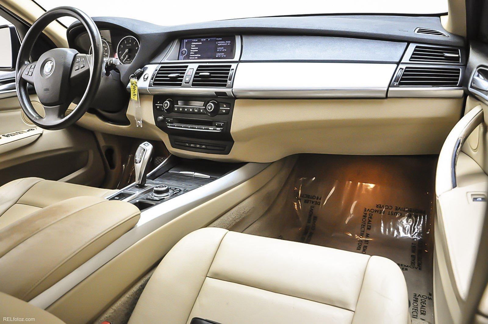 2012 BMW X5 35i Stock  889744 for sale near Sandy Springs GA