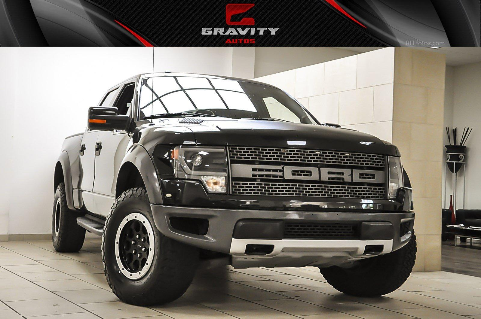 Ford Dealer Near Me >> 2013 Ford F-150 SVT Raptor Stock # C25195 for sale near ...