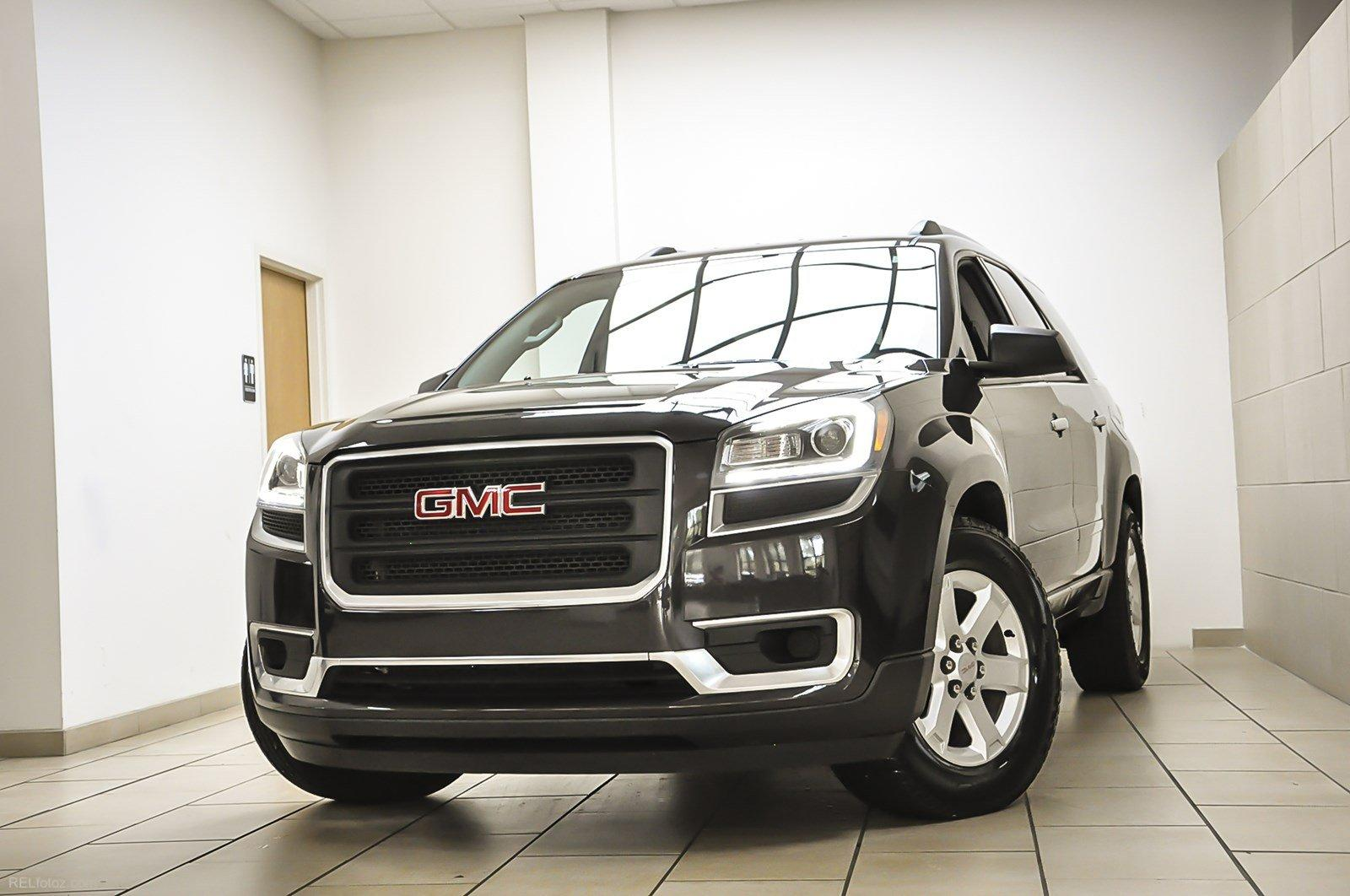 2015 Gmc Acadia For Sale >> 2015 GMC Acadia SLE Stock # 288853 for sale near Sandy Springs, GA | GA GMC Dealer