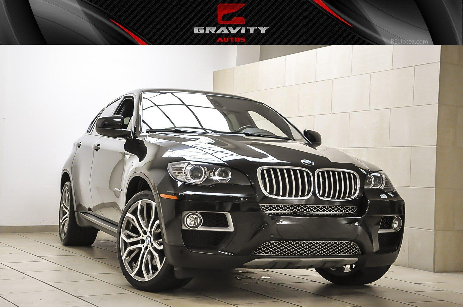 Gravity Autos Roswell >> 2013 BMW X6 xDrive50i Stock # 592004 for sale near Sandy Springs, GA | GA BMW Dealer