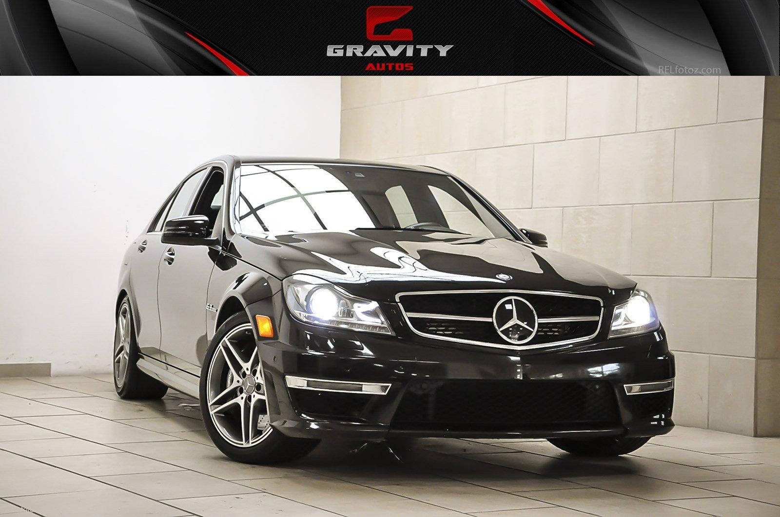2014 mercedes benz c class c 63 amg stock 955372 for for Mercedes benz roswell road