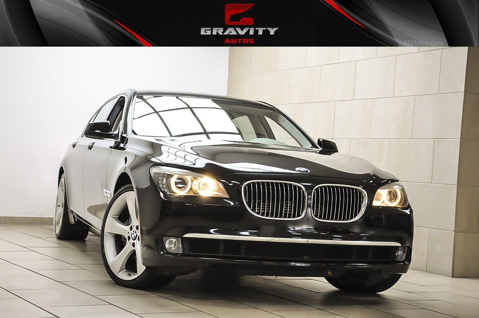 Used 2011 BMW 7 Series 750Li XDrive