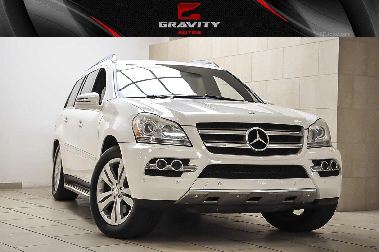2011 Mercedes-Benz GL-Class GL 450 Stock # 643335 for sale near Sandy Springs, GA   GA Mercedes ...