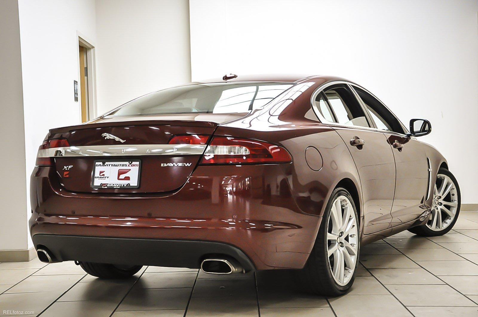 2011 Jaguar Xf Premium Stock S11109 For Sale Near Sandy