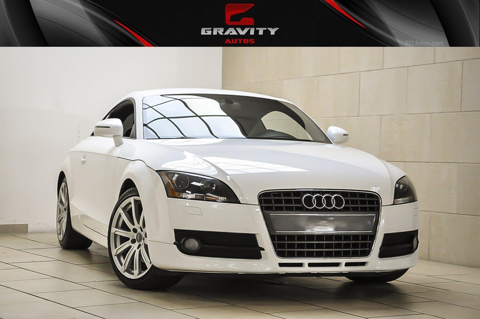 Used 2008 Audi Tt 2 0t Sandy Springs Ga