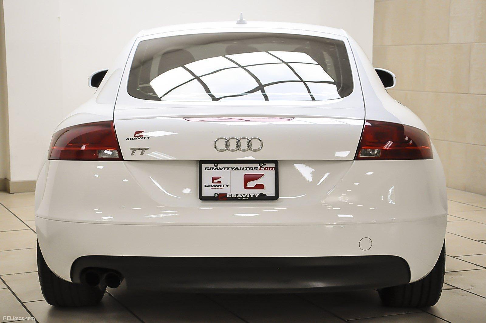 2008 Audi TT 2 0T Stock # 008805 for sale near Sandy Springs