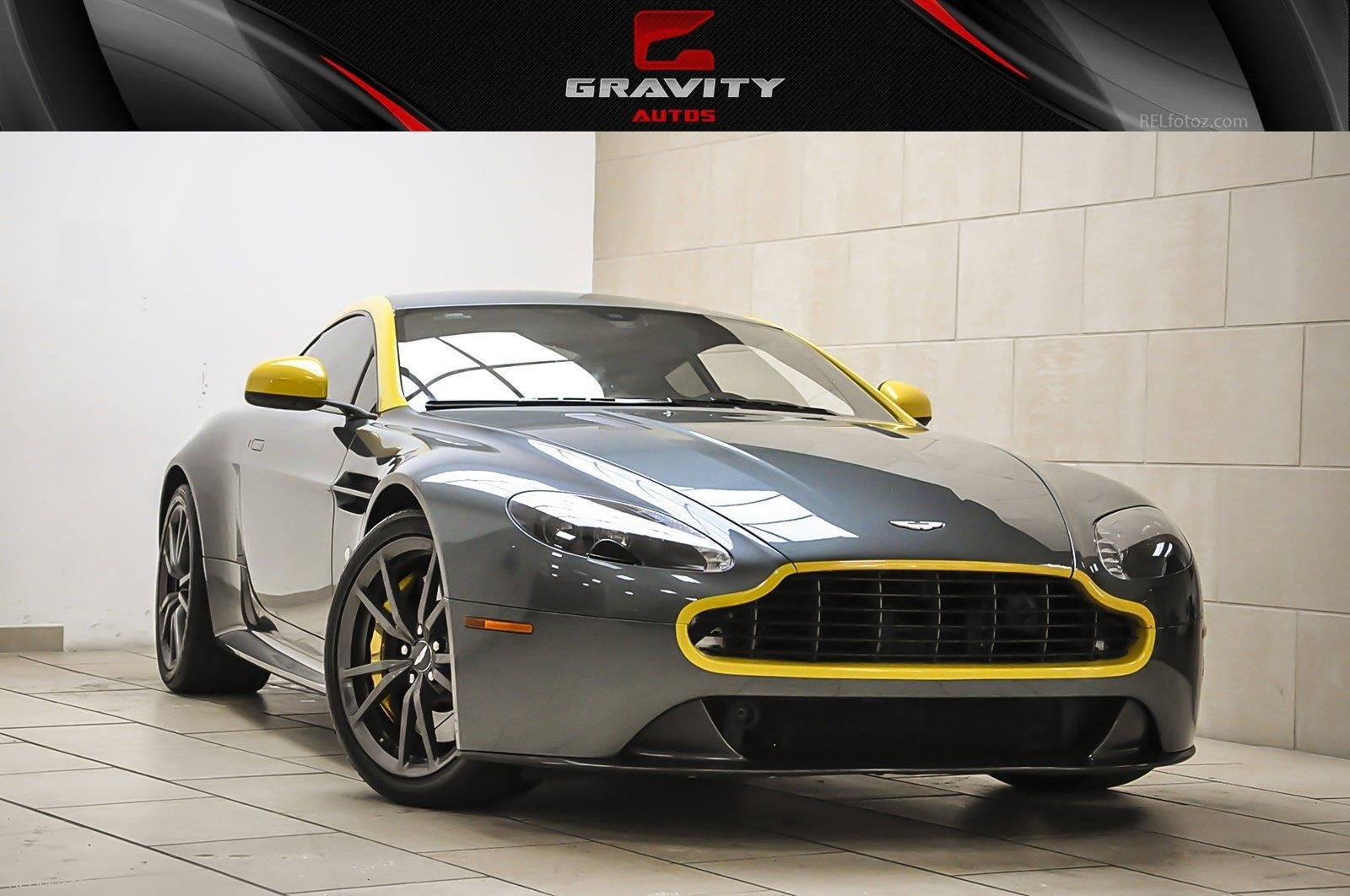 Aston Martin V Vantage GT Stock C For Sale Near Sandy - Aston martin gt