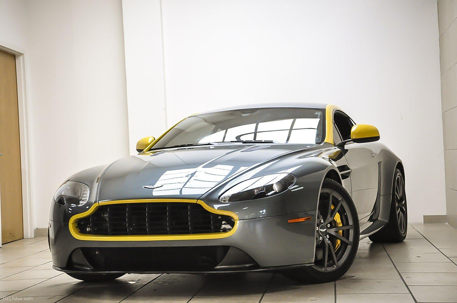 Gravity Autos Roswell >> 2015 Aston Martin V8 Vantage GT Stock # C18977 for sale near Sandy Springs, GA | GA Aston Martin ...