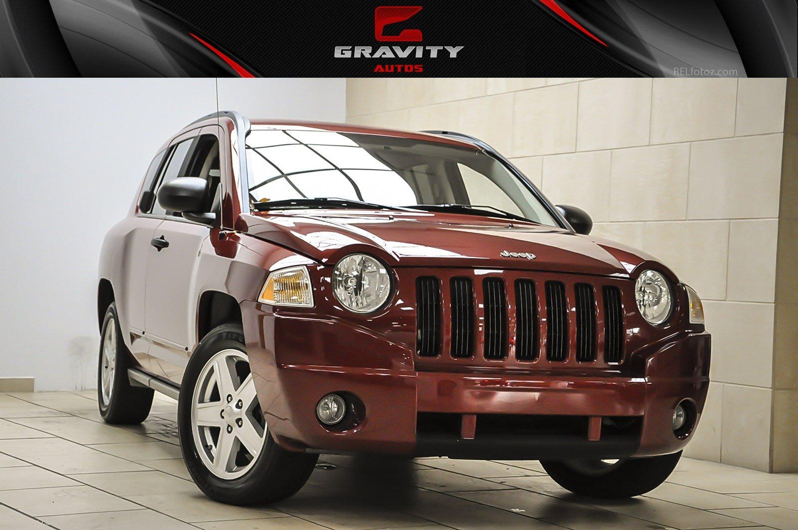 Used 2008 Jeep Compass Sport | Sandy Springs, GA
