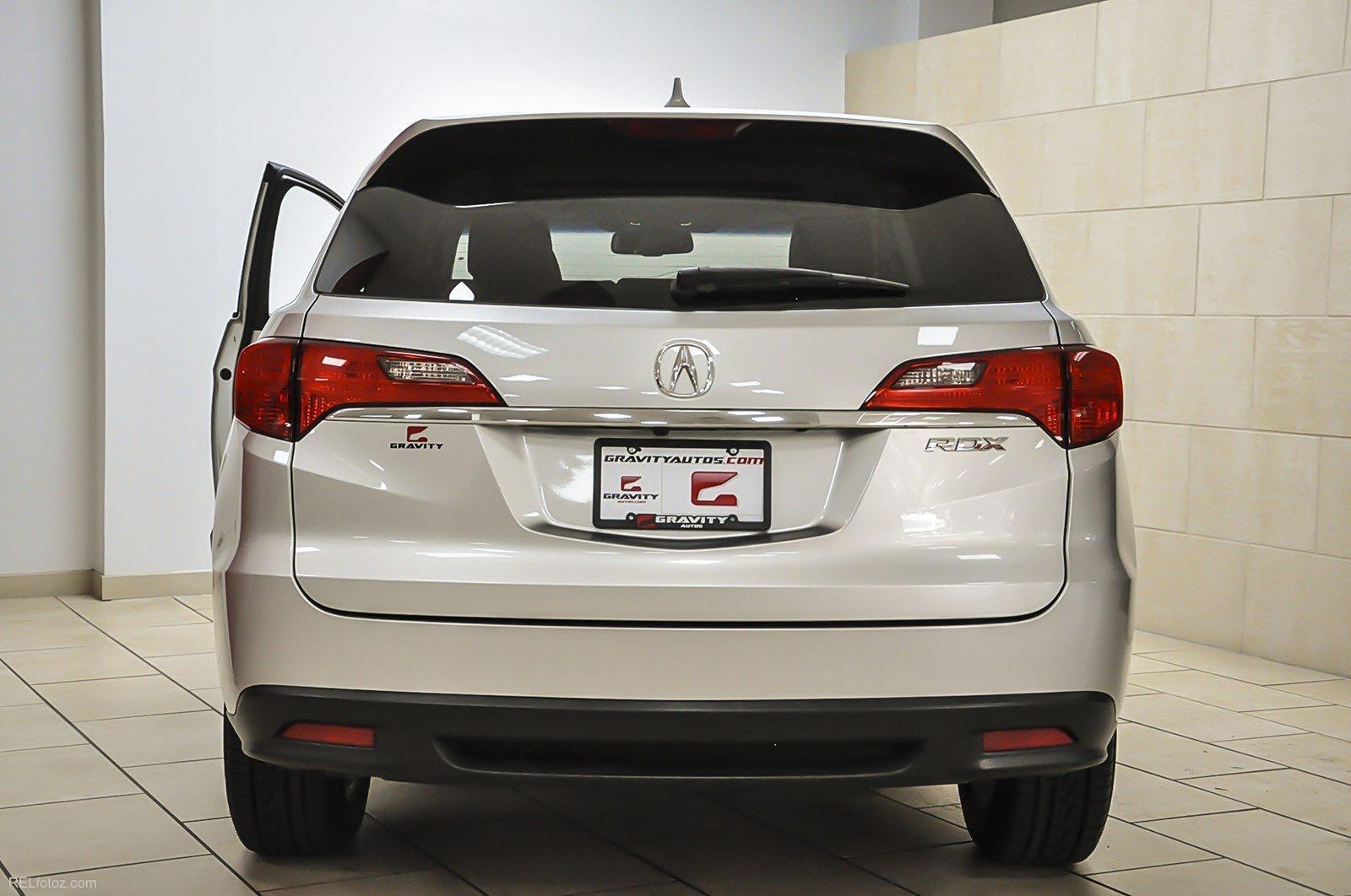 2013 Acura Rdx Stock 001556 For Sale Near Sandy Springs