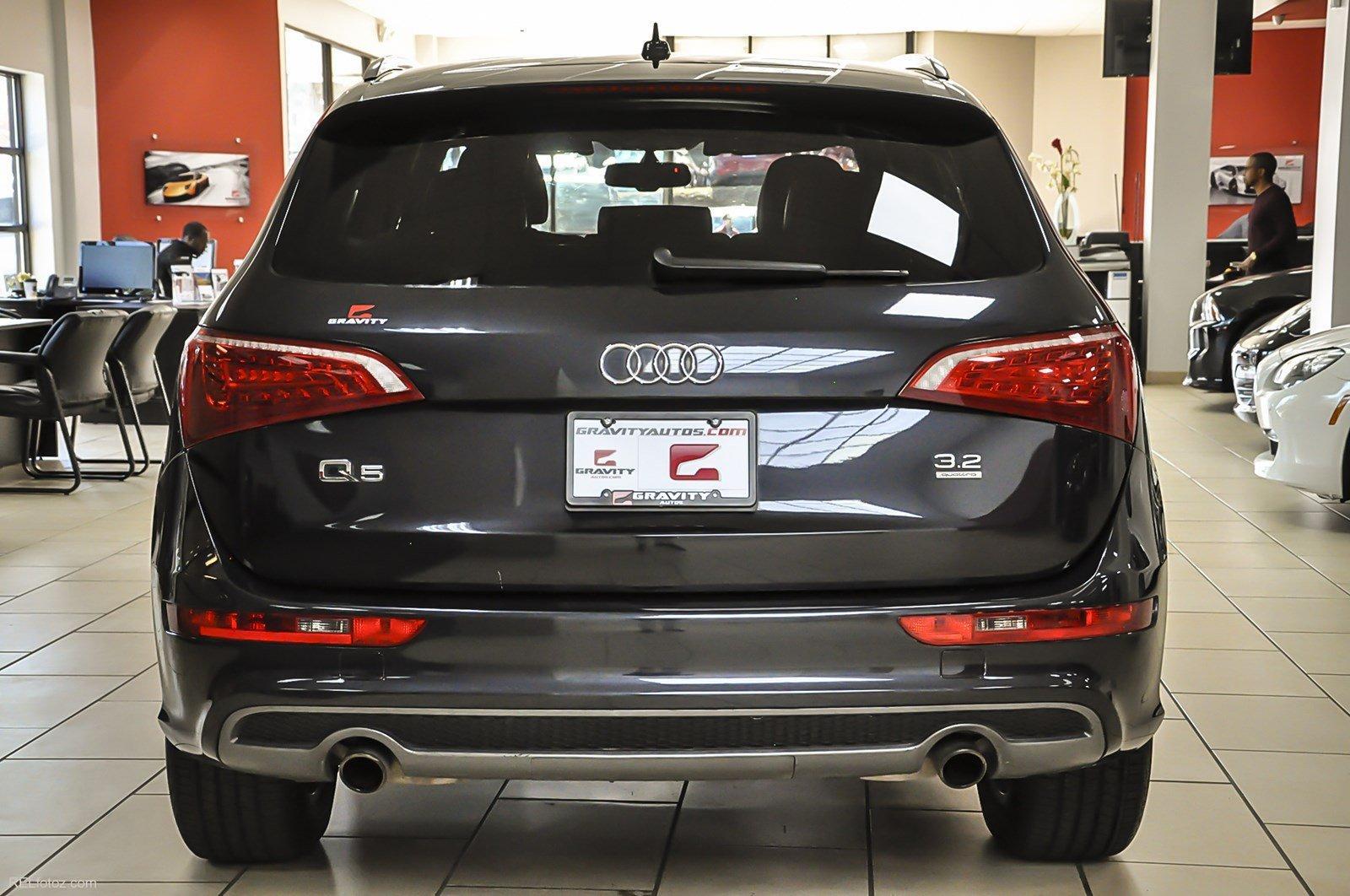 Gravity Autos Roswell >> 2012 Audi Q5 3.2L Premium Plus Stock # 066163 for sale ...