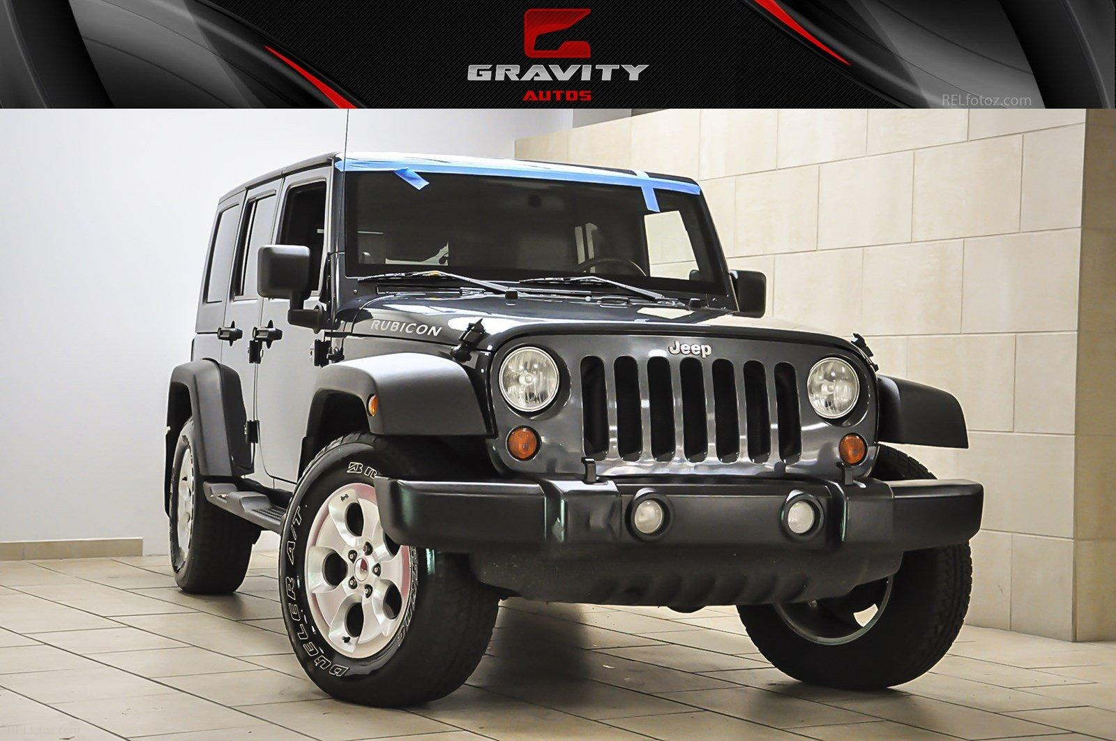 2007 jeep wrangler unlimited rubicon stock 127090 for sale near sandy springs ga ga jeep dealer. Black Bedroom Furniture Sets. Home Design Ideas