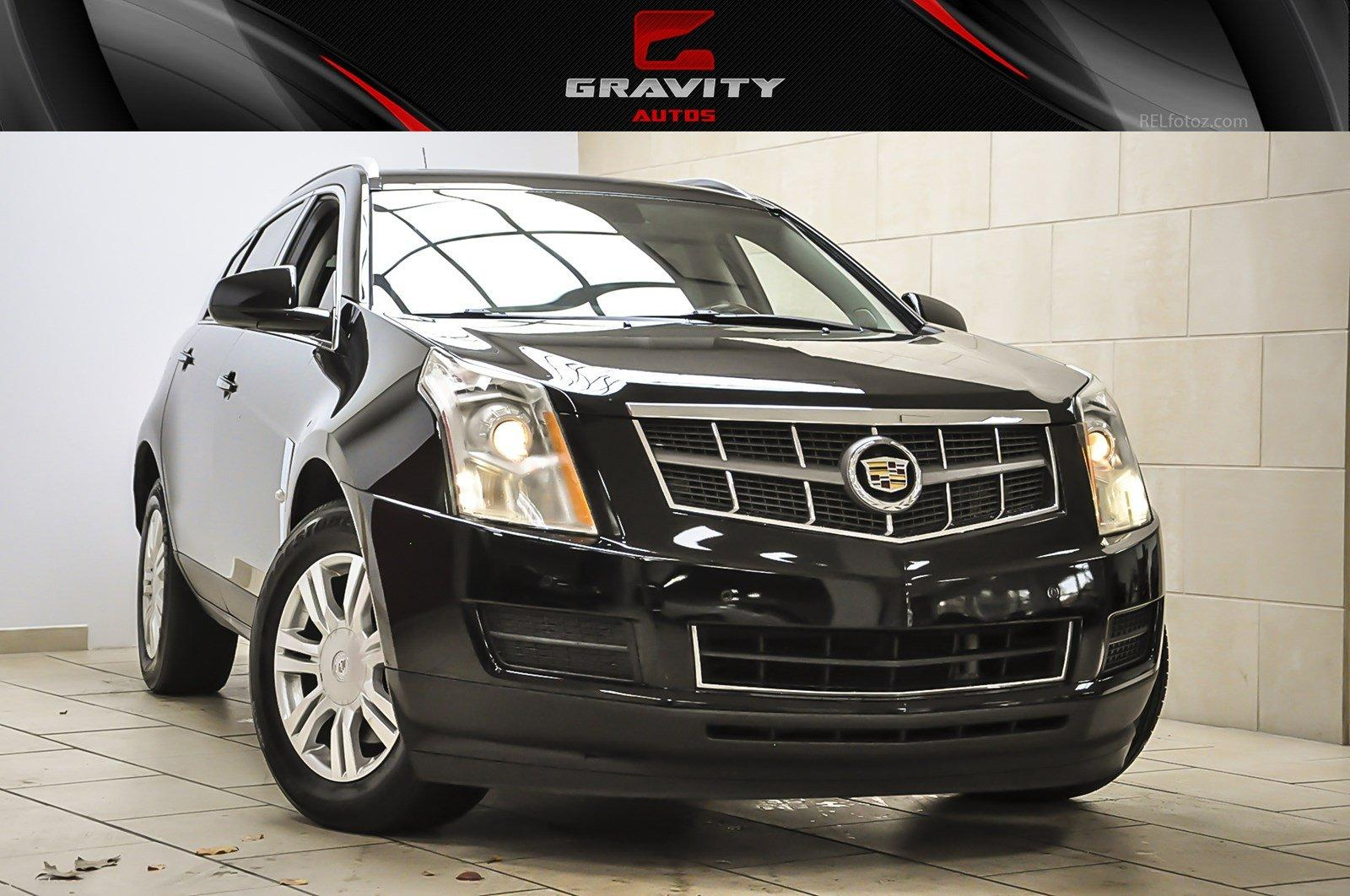 2011 cadillac srx luxury collection stock 550502 for sale near sandy springs ga ga cadillac. Black Bedroom Furniture Sets. Home Design Ideas