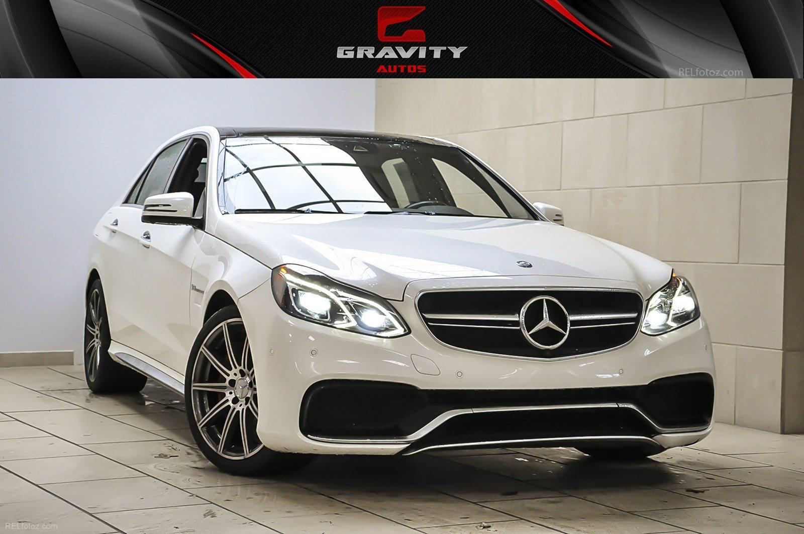 2014 Mercedes Benz E Class E 63 Amg S Model Stock 896038 For Sale